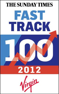 Fast Track 100 2012