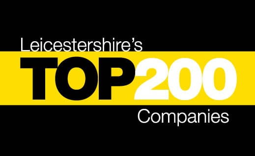 Leicestershire's Top 200 Companies