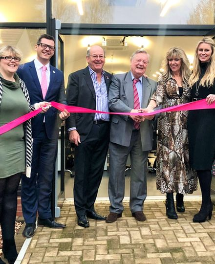 Office Opening 2019 - Champions UK plc