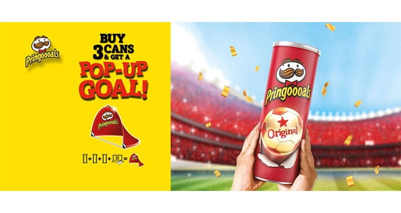 Pringles World Cup 2018 tweets