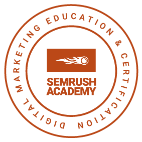SEMRush Academy Digital Marketing Education & Certification