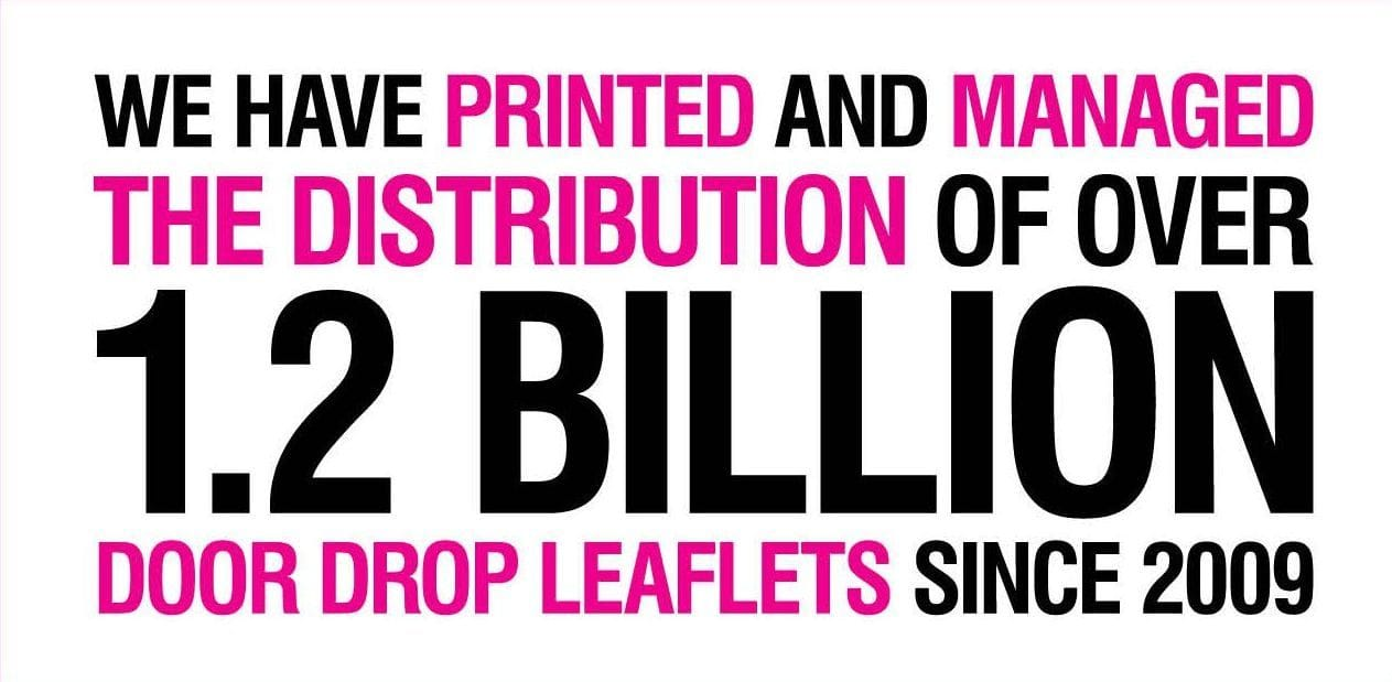 Leaflet Distribution Stats