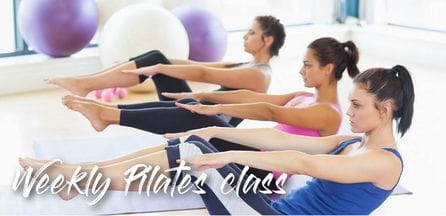 Become a champion pilates